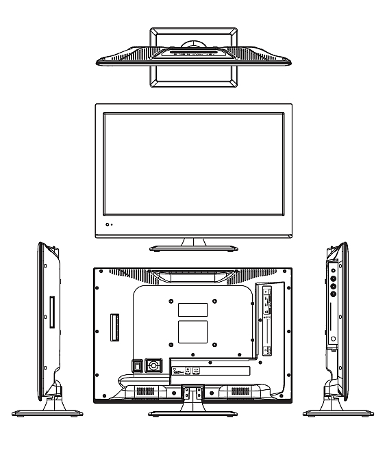 CTV26-C1外形図